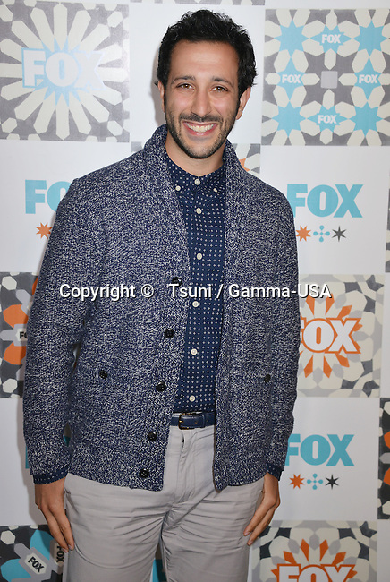 Desmin Borges  at the All Star party Fox Talent  tca 2014 At the So Ho Club In Los Angeles.