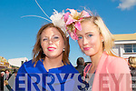 Ladies Day Listowel Races : Pictured at Ladies Day in Listowel ofn Friday last were Joanne & Eleanor Stackpoole from Glin.
