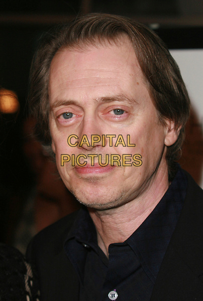 """STEVE BUSCEMI .""""I Think I Love My Wife"""" Los Angeles Premiere held at ArcLight Cinemas, Hollywood, California, USA..March 7th, 2007.headshot portrait .CAP/ADM/CH.©Charles Harris/AdMedia/Capital Pictures"""