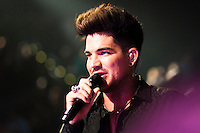 Iheart Radio Adam Lambert with Queen in Las Vegas. MGM Grand Garden Arena