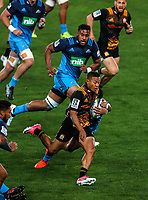 Tim Nanai Williams during the Super Rugby Match between the Blues and the Chiefs at Eden Park in Auckland, New Zealand on Friday, 26 May 2017. Photo: Simon Watts / www.lintottphoto.co.nz