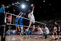Stanford Volleyball M vs UCLA, March 1, 2018