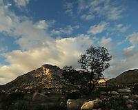 El Capitan, near San Diego.