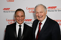 BEVERLY HILLS, CA - JANUARY 11: Tony Danza and Alan Alda attend AARP The Magazine's 19th Annual Movies For Grownups Awards at the Beverly Wilshire on January 11, 2020 in Beverly Hills, California.   <br /> CAP/MPI/IS<br /> ©IS/MPI/Capital Pictures