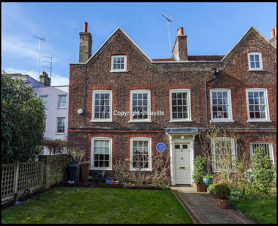 BNPS.co.uk (01202 558833)Pic: Savills/BNPS<br /> <br /> Fancy living in your own poets corner of exclusive Highgate?<br /> <br /> The house where Victorian writer A.E.Housman composed his bucolic 'A Shropshire Lad' poems has just come on the market for £2.5 million.<br /> <br /> The poet and scholar wrote his most famous work whilst living in Byron Cottage in Highgate village towards the end of the 19th century.<br /> <br /> A blue plaque on the wall outside marks the significance of the Grade II* listed property, which is now on the market with Savills.<br /> <br /> Housman lived at the property between 1885 and 1905 while he was studying at University College London, where he accepted a Latin professorship in 1892.