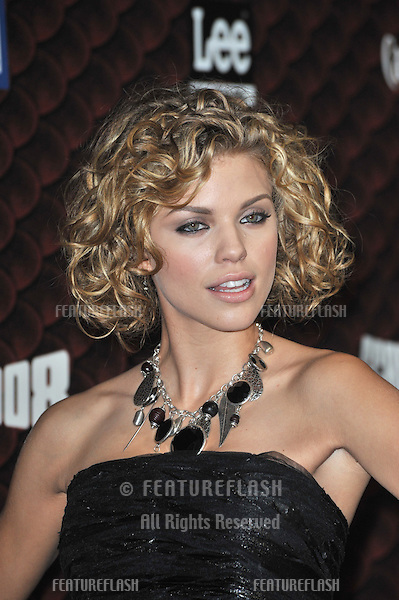AnnaLynne McCord at Spike TV's Scream 2008 Awards at the Greek Theatre, Hollywood..October 18, 2008  Los Angeles, CA.Picture: Paul Smith / Featureflash.