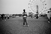 Brooklyn, New York.one day in August, 2008..Coney Island on a warm summers weekend....