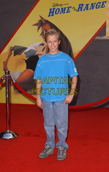 CAYDEN BOYD.Home on The Range world premiere at The El Capitan Theatre in Hollywood, California .21 March 2004.*UK Sales Only*.www.capitalpictures.com.sales@capitalpictures.com.©Capital Pictures.