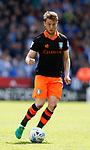 Sam Winnall of Sheffield Wednesday  during the English Championship play-off 1st leg match at the John Smiths Stadium, Huddersfield. Picture date: May 13th 2017. Pic credit should read: Simon Bellis/Sportimage