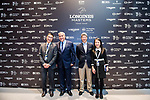 VIP arrives at the Longines Masters of Hong Kong at AsiaWorld-Expo on 10 February 2018, in Hong Kong, Hong Kong. Photo by Christopher Palma / Power Sport Images