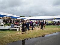 Henley Royal Regatta, Henley on Thames, Oxfordshire, 28 June - 2 July 2017.  Wednesday  11:42:35   28/06/2017  [Mandatory Credit/Intersport Images]<br /> <br /> Rowing, Henley Reach, Henley Royal Regatta.<br /> <br /> The Regatta Cafe
