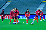 China PR Team in training prior to their 2018 FIFA World Cup Russia Final Qualification Round Group A match between Korea Republic vs China PR at Seoul World Cup Stadium on 31 August 2016, in Seoul, South Korea. Photo by Marcio Machado / Power Sport Images