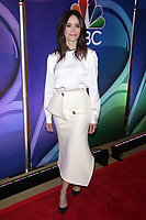 NEW YORK, NY - MARCH 8: Abigail Spencer at the 2018 NBC NY Midseason Press Junket at the Four Seasons Hotel in New York City on March 8, 2018. <br /> CAP/MPI/DIE<br /> &copy;DIE/MPI/Capital Pictures