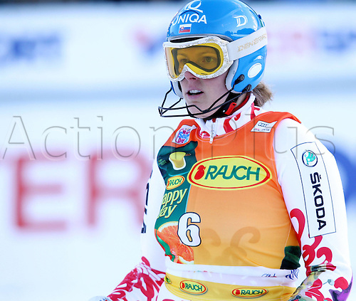 22 01 2012  Ski Alpine FIS WC Kranjska Gora Slalom women  World Cup Slalom for women Picture shows Veronika Zuzulova SVK