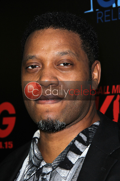 """R.L. Scott<br /> at the """"Call Me King"""" Screening, Downtown Independent, Los Angeles, CA 08-17-15<br /> David Edwards/Dailyceleb.com 818-249-4998"""