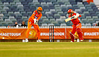 1st November 2019; Western Australia Cricket Association Ground, Perth, Western Australia, Australia; Womens Big Bash League Cricket, Perth Scorchers versus Melbourne Renegades; Tammy Beaumont of the Melbourne Renegades guides the ball through the gully region