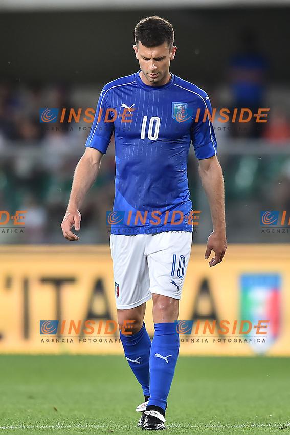 Thiago Motta Italia <br /> Verona 06-06-2016 Stadio Bentegodi Football Friendly Match Italia - Finlandia / Italy - Finland . Foto Andrea Staccioli / Insidefoto