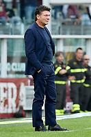 Walter Mazzarri coach of Torino FC <br /> Torino 27-10-2019 Stadio Olimpico <br /> Football Serie A 2019/2020 <br /> FC Torino - Cagliari Calcio <br /> Photo Giuliano Marchisciano / Insidefoto
