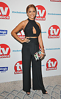 Amy-Leigh Hickman at the TV Choice Awards 2018, The Dorchester Hotel, Park Lane, London, England, UK, on Monday 10 September 2018.<br /> CAP/CAN<br /> &copy;CAN/Capital Pictures