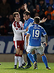 Andy Halliday and Paul Paton