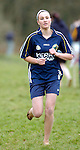 Ciara Kennedy, Miltown, taking part  in the senior girls race at the Kerry Schools Cross Country Championships in The Demesne, Killarney on Friday.<br />Picture: Eamonn Keogh (MacMonagle, Killarney)