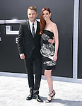 Lydia Hearst and Chris Hardwick attends The Paramount Pictures L.A. Premiere of Terminator Genisys held at The DolbyTheatre  in Hollywood, California on June 28,2015                                                                               © 2015 Hollywood Press Agency