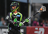 Will Manny #4 of the New York Lizards looks to make a pass during a Major League Lacrosse game against the Boston Cannons at Shuart Stadium in Hempstead, NY on Thursday, July 20, 2017.