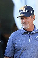 Jerry Kelly (USA) on the 1st tee at Spyglass Hill during Thursday's Round 1 of the 2018 AT&amp;T Pebble Beach Pro-Am, held over 3 courses Pebble Beach, Spyglass Hill and Monterey, California, USA. 8th February 2018.<br /> Picture: Eoin Clarke | Golffile<br /> <br /> <br /> All photos usage must carry mandatory copyright credit (&copy; Golffile | Eoin Clarke)