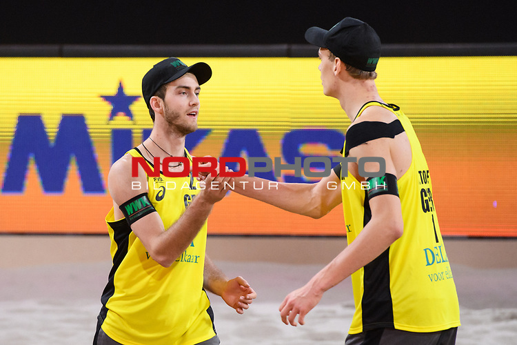 06.01.2019, Den Haag, Sportcampus Zuiderpark<br />