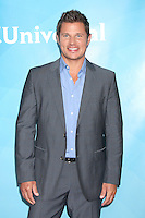 BEVERLY HILLS, CA - JULY 24: Nick Lachey at the 2012 NBC Universal TCA summer press tour at The Beverly Hilton Hotel on July 24, 2012 in Beverly Hills, California. Credit: mpi25/MediaPunch Inc. /NortePhoto.com<br />