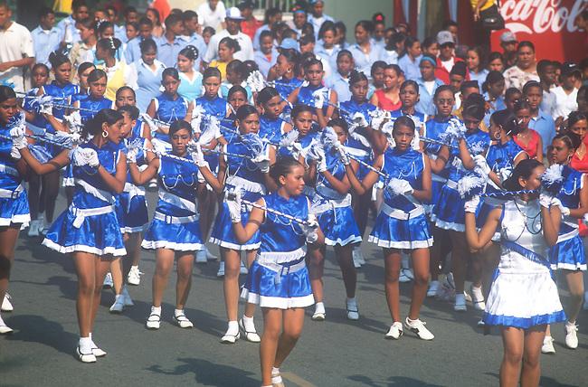 Mardi Gras, La Vega, Dominican Republic, Caribbean..