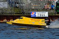 Chris Fairchild (#62) SST-120 class.Bay City River Roar, Bay City,Michigan USA.26-2821 June, 2009..©F. Peirce Williams 2009 USA.F.Peirce Williams.photography.ref: RAW (.NEF) File Available