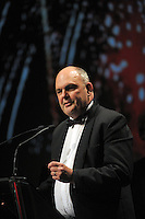 Economic Development minister Steven Joyce. Wellington Gold Awards at TSB Bank Arena, Wellington, New Zealand on Thursday, 9 July 2015. Photo: Dave Lintott / lintottphoto.co.nz