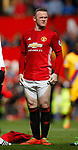 Wayne Rooney of Manchester United during the English Premier League match at the Old Trafford Stadium, Manchester. Picture date: May 21st 2017. Pic credit should read: Simon Bellis/Sportimage