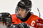 03.01.2020, BLZ Arena, Füssen / Fuessen, GER, IIHF Ice Hockey U18 Women's World Championship DIV I Group A, <br /> Daenemark (DEN) vs Ungarn (HUN), <br /> im Bild Emma Kreisz (HUN, #13)<br /> <br /> Foto © nordphoto / Hafner
