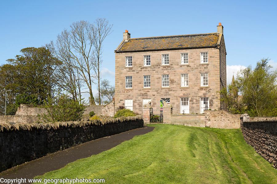 The Lion House, early nineteenth century, Berwick-upon-Tweed, Northumberland, England, UK