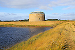Martello Tower Y 1808 converted Duncan and Kristin Jackson, Alderton, Suffolk, England, UK - Eastern Region RIBA Award, March 2010