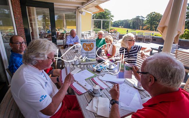Valkenswaard  - hole ,  Eindhovensche Golf Club.   COPYRIGHT KOEN SUYK