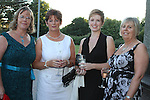 Sheila Birmingham, Therese Callaghan, Claire Hamill and Bridget McAlarney at the Baltray and District Residents Association Gala Dinner Dance in Co.Louth Golf Club...Picture Jenny Matthews/Newsfile.ie