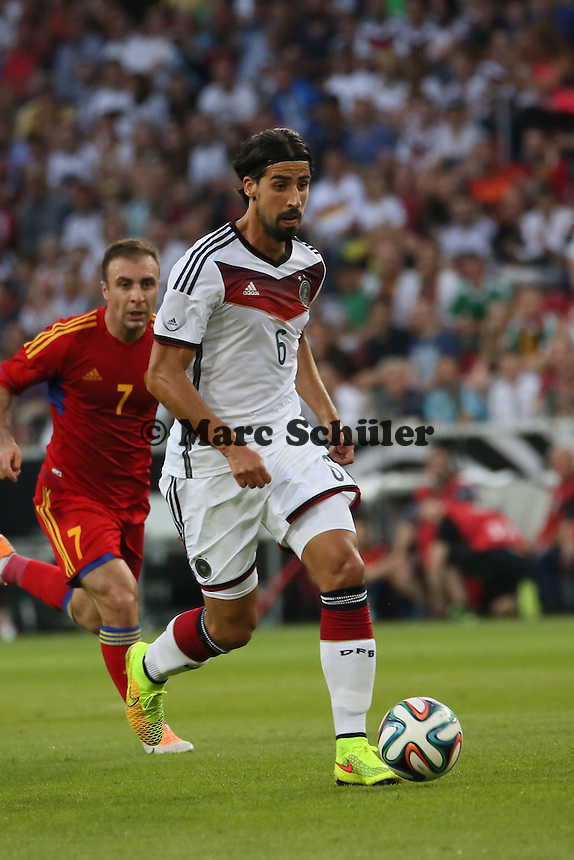 Sami Khedira (D) - Deutschland vs. Armenien in Mainz