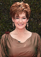 PASADENA, CA - APRIL 29:  Carolyn Hennesy at the 45th Annual Daytime Emmy Awars at the Pasadena Civic Auditorium on April 29, 2018 in Pasadena, California. (Photo by Scott KirklandPictureGroup)