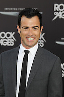 Justin Theroux at the premiere of Warner Bros. Pictures' 'Rock of Ages' at Grauman's Chinese Theatre on June 8, 2012 in Hollywood, California. © mpi20/MediaPunch Inc. NORTEPHOTO.COM