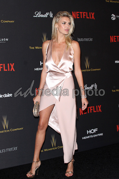 10 January 2016 - Los Angeles, California - Kelly Rohrbach. 2016 Weinstein Company & Netflix Golden Gloves After Party held at the Beverly Hilton Hotel. Photo Credit: AdMedia