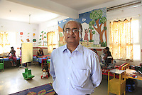 Doctor Upusane is the Chief Medical Officer for Dhar District in Madhya Pradesh, responsilble for the health of approximately 150,000 people. Across Madhya Pradesh, half of all children here are underweight, and one million suffer from severe acute malnutrition.
