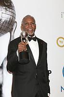 LOS ANGELES - JAN 15:  Danny Glover at the 49th NAACP Image Awards - Press Room at Pasadena Civic Center on January 15, 2018 in Pasadena, CA