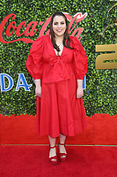 4 January 2020 - Beverly Hills, California - Beanie Feldstein. the 7th Annual Gold Meets Golden Brunch  held at Virginia Robinson Gardens and Estate. Photo Credit: FS/AdMedia