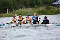 Race: 65  W.4+ (Band 2)  Heat 1<br /> <br /> Peterborough Summer Regatta 2018 - Sunday<br /> <br /> To purchase this photo, or to see pricing information for Prints and Downloads, click the blue 'Add to Cart' button at the top-right of the page.