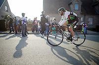 most famous beard in the peloton: Namibian Champion Dan Craven (NAM/Europcar)<br /> <br /> 3 Days of West-Flanders 2015<br /> stage 2: Nieuwpoort - Ichtegem 184km
