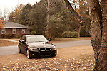November 27, 2012. Charleston, South Carolina.. The BMW of Alexa Wyatt.. Alexa Wyatt, 23, is an Event Coordinator with Southern Protocol, a boutique wedding and event planning company in Charleston, SC..