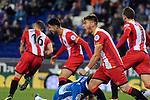 League Santander 2017-2018 - Game: 15.<br /> RCD Espanyol vs Girona FC: 0-1.<br /> Cristian Portu.